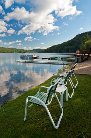 Fairlee, VT: Lake Front - Beach Area