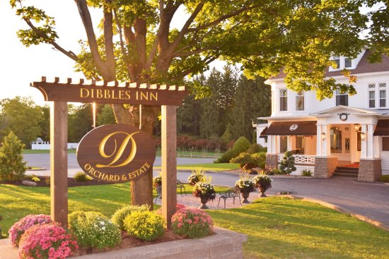 Vernon, NY: Dibbles Inn Orchard & Estate
