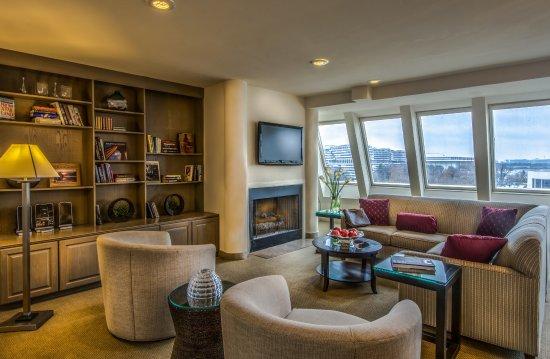 Georgetown Suites Harbour Washington Dc Review Hotel Perbandingan Harga Tripadvisor