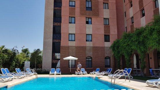 Garten Mit Pool garten mit pool picture of hotel relax marrakech marrakech
