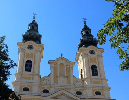 Church of St. Ladislav