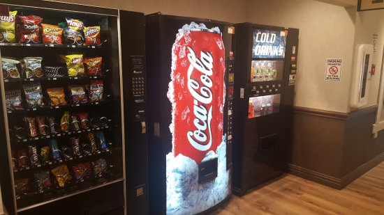 East Norwich, Estado de Nueva York: Vending Ares