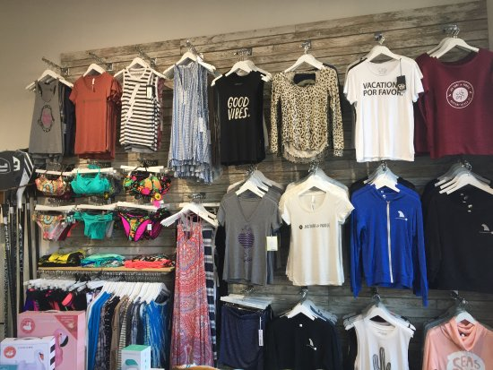 Jax Surf and Paddle: New Retail Store next to Hawker's Restaurant