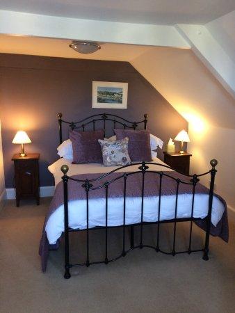 Boscastle, UK: Room 5, standard room with ensuite bath.