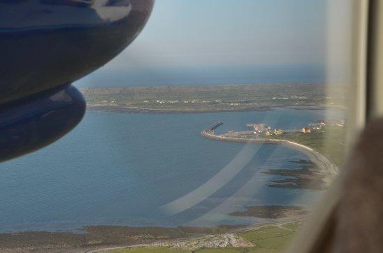 Aer Arann Islands: Nice Views