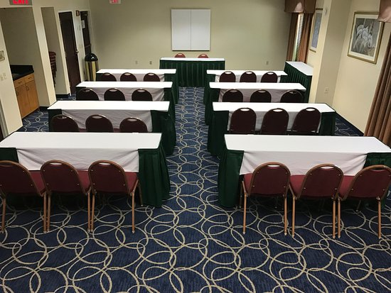 Holiday Inn Express Hotel & Suites Houston West-Energy Corridor: Meeting Room