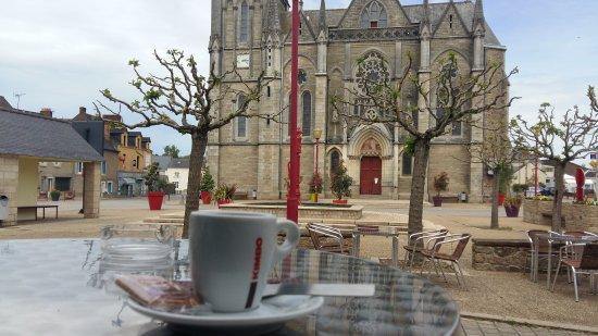 Missillac, Frankrike: Super moment de détente, un accueil chaleureux et biensur des galettes et des crêpes très raffin