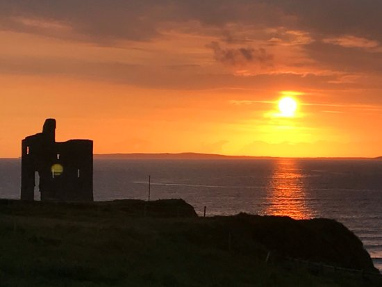 Had a fantastic night in Ballybunion. This is the view from room 1!!!!stunning