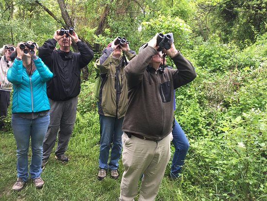 Cool Spring Preserve: Potomac Valley Audubon Society holds many bird walks at the preserve