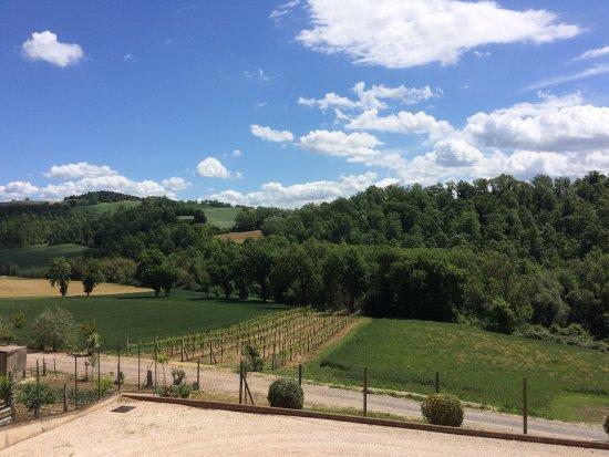 Ramazzano, Italy: Location