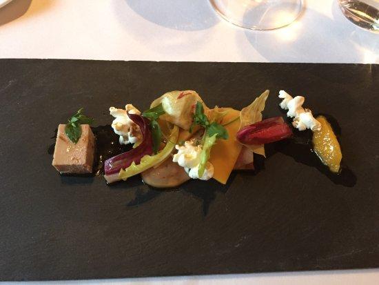 Restaurant Esszimmer: Andreas Kaiblinger Menü