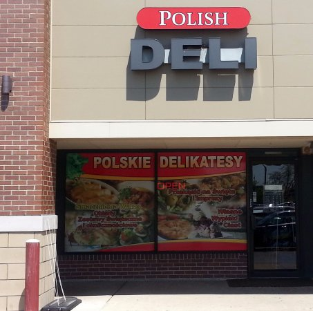 Norridge, IL: Donna's Deli or Polish Deli