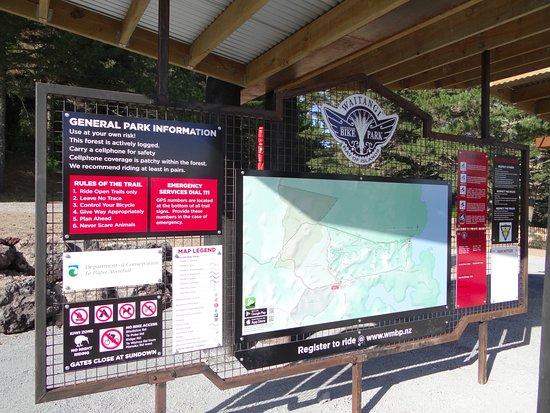 Waitangi, Selandia Baru: The Hub