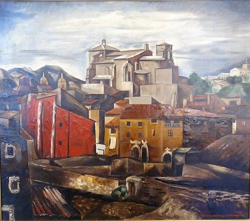 Musée d'art moderne : Village