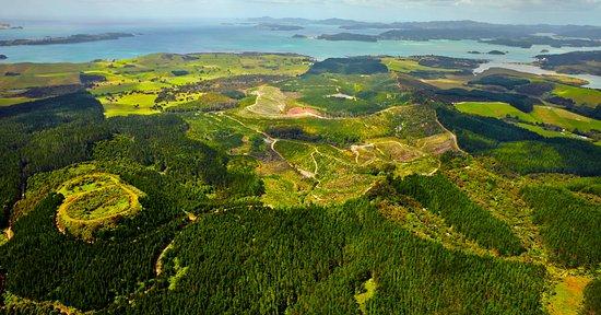 Waitangi, นิวซีแลนด์: Beautifu Location