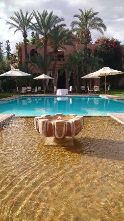 Dar Ayniwen Villa Hotel: Und nochmal der Pool, weil's so schön ist