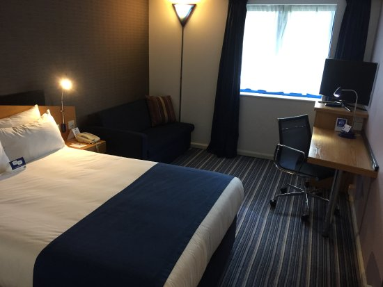 Holiday Inn Express Birmingham NEC: Room 203