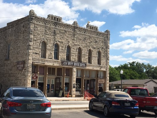 historic nutt house hotel picture of granbury town square rh tripadvisor com