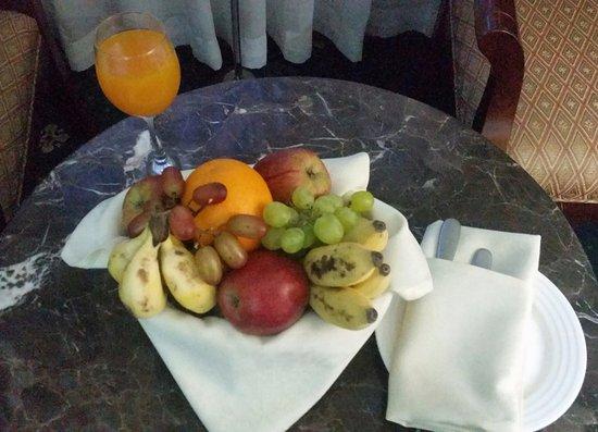 Fruit bowl as welcoming gesture - Picture of Weston Hotel Nairobi