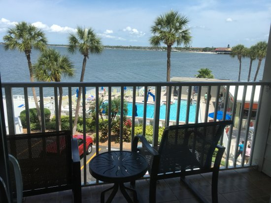 from 2 bedroom suite picture of sailport waterfront suites tampa