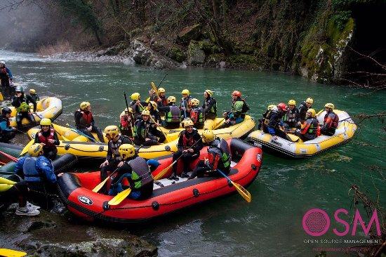 Picture of rafting h2o bagni di lucca - Rafting bagni di lucca ...