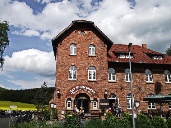 Hannoversch Münden, Tyskland: Klostermühle