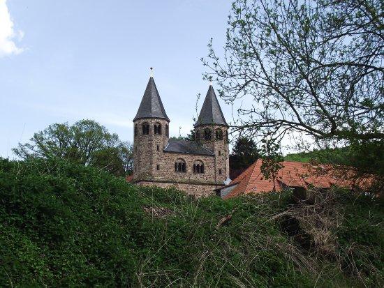 Hannoversch Münden, Tyskland: Kloster Bursfelde