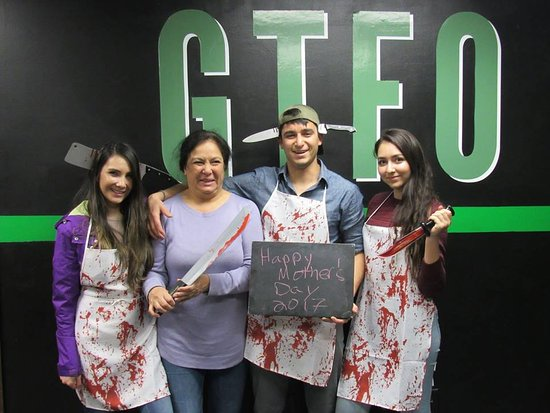 GTFO Escape Room