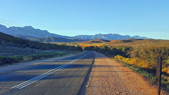 De Rust, South Africa: Scenery