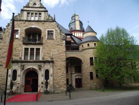 Meinhard, Alemania: Eingang
