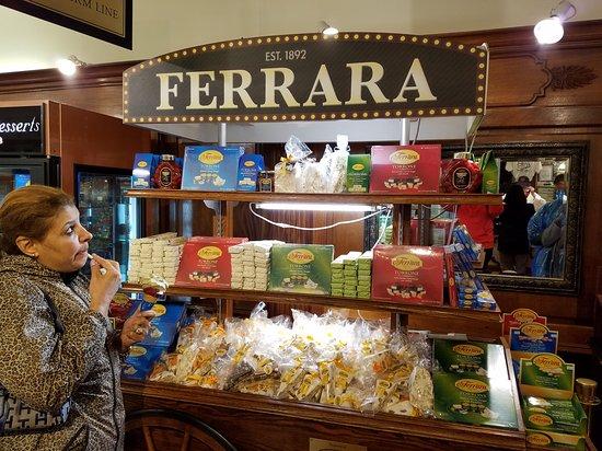 Ferrara Restaurants Reviews