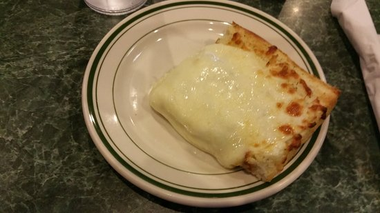 New Lenox, IL: cheesy bread