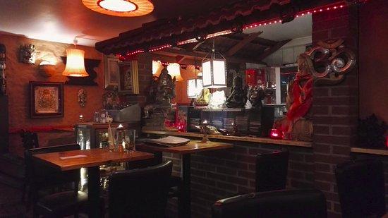Tibet Haus Berlin Friedrichshain Kreuzberg Borough Restaurant