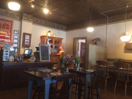 Bedford, Pensilvania: Bird's Nest Cafe