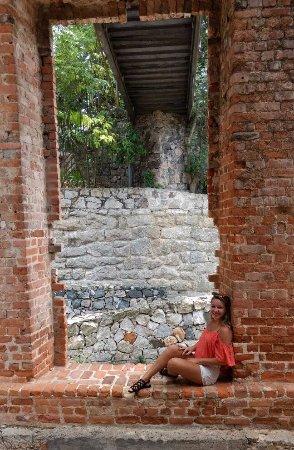 Centro Cultural Municipal Parque das Ruínas : Rustico