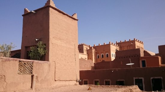 Dar Kamar : View from the rooftop