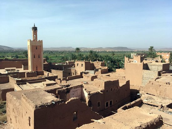 Dar Kamar: View from the rooftop