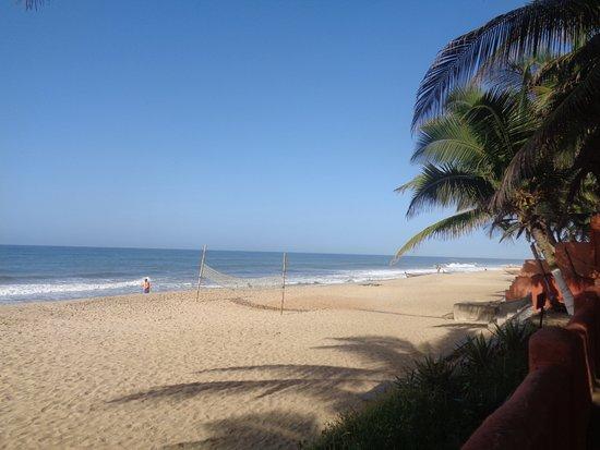 Oasis Beach Resort Cape Coast