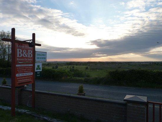 Creevagh, Ireland: Sunset