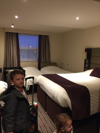 Thorpe St Andrew, UK: Absolutely lovely and very comfortable room! Even for a family!