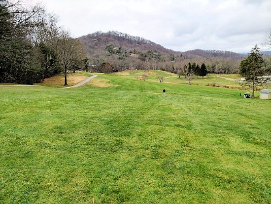 Black Mountain, NC: course