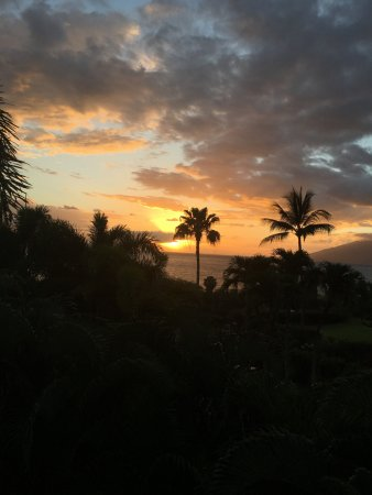 Aston Maui Hill: From front balcony