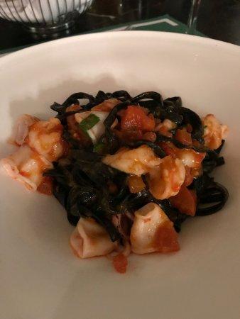 Antonucci: So-so seafood; great pasta