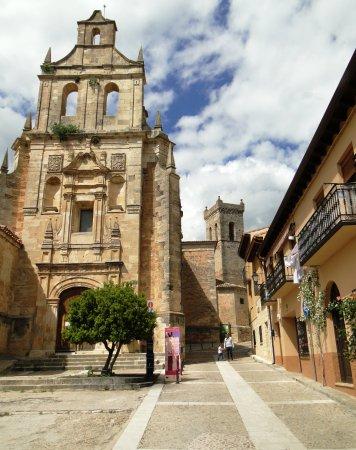 Cifuentes, Spain: IGLESIA DE SANTO DOMINGO