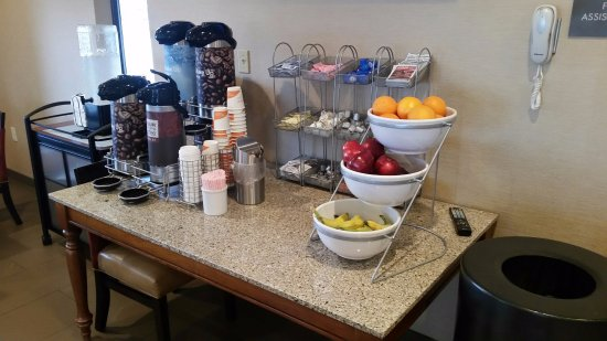 Sabetha, KS: Coffee and Breakfast