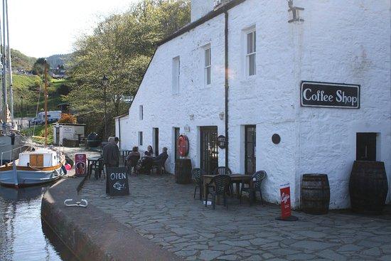 Argyll og Bute, UK: Crinan