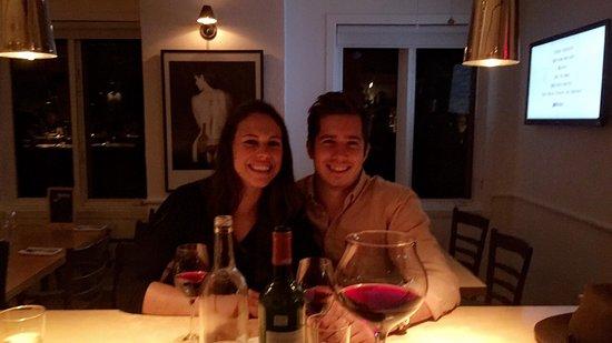 Adele Bistro: Parfait pour un diner en amoureux!