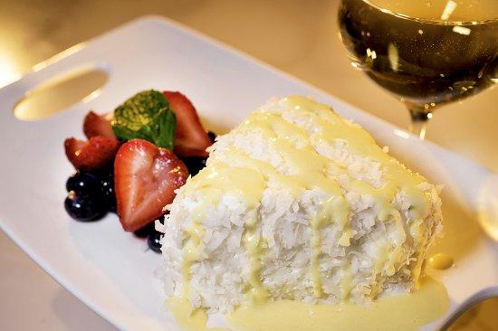 Opelousas, หลุยเซียน่า: Dessert