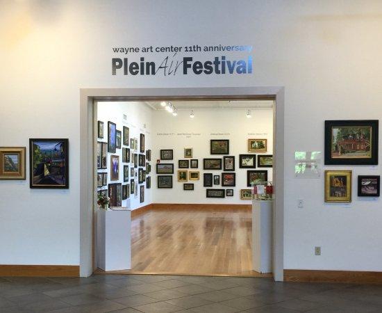 Wayne Art Center, Plein Air Festival