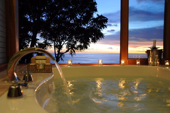 Hotel Moana Honeymoon Suite Ocean View Hot Tub Lowers Rates Malpais Costa Rica